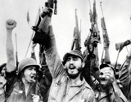 'Fidel da co hiep uoc voi Chua Troi' - Anh 1