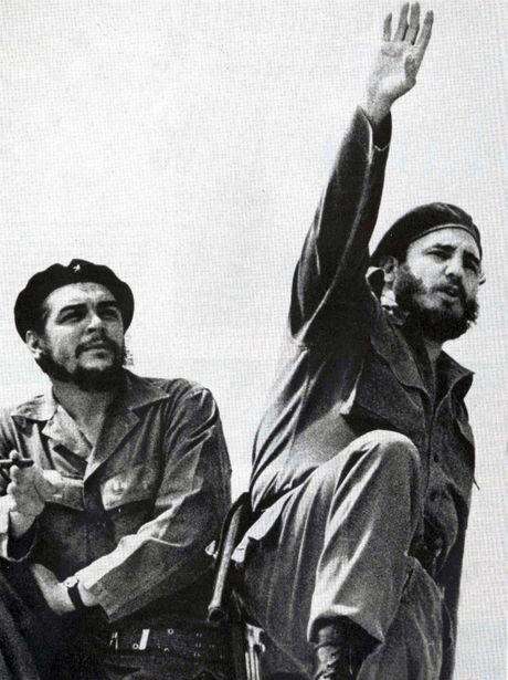 'Fidel da co hiep uoc voi Chua Troi' - Anh 2