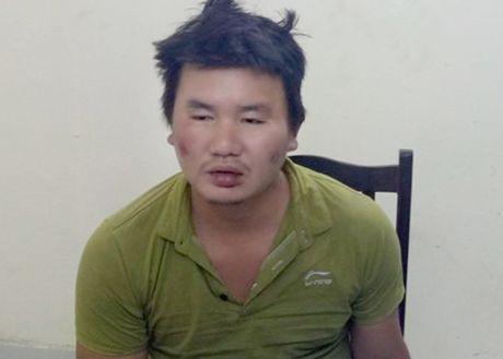 Loi khai cua nghi pham dam trung co truong cong an phuong - Anh 1