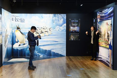 Kham pha truyen hinh MBC noi tieng Han Quoc - Anh 12