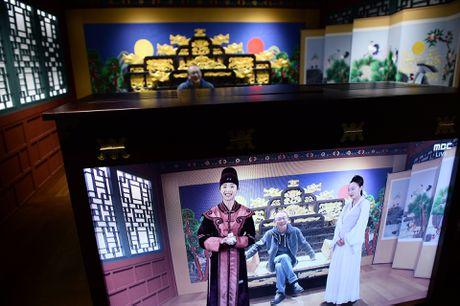Kham pha truyen hinh MBC noi tieng Han Quoc - Anh 16