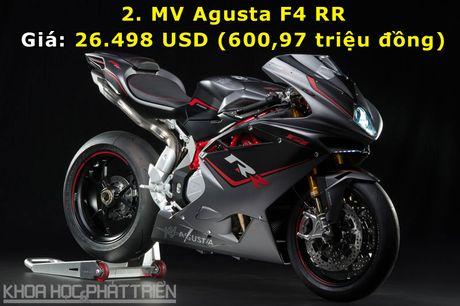Top 10 chiec moto dat nhat cua hang MV Agusta - Anh 2