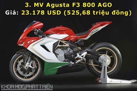 Top 10 chiec moto dat nhat cua hang MV Agusta - Anh 3