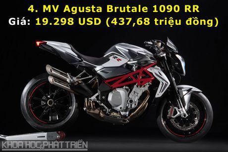 Top 10 chiec moto dat nhat cua hang MV Agusta - Anh 4