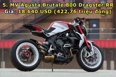 Top 10 chiec moto dat nhat cua hang MV Agusta - Anh 5