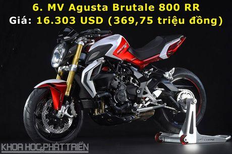 Top 10 chiec moto dat nhat cua hang MV Agusta - Anh 6