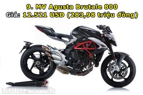 Top 10 chiec moto dat nhat cua hang MV Agusta - Anh 9