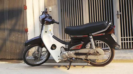 'Huyen thoai Honda Dream II co': 20 nam co gia 200 trieu - Anh 1