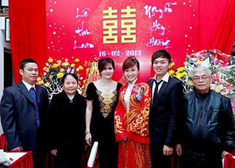 Dam cuoi dai gia Hung Yen: Tien ty moi ca sy, hoa hau gop vui - Anh 11