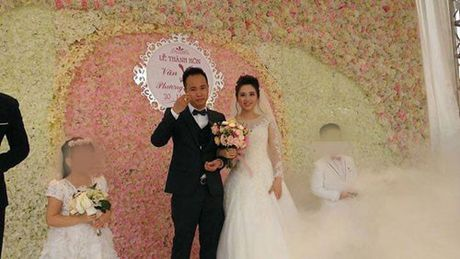 Dam cuoi dai gia Hung Yen: Tien ty moi ca sy, hoa hau gop vui - Anh 1