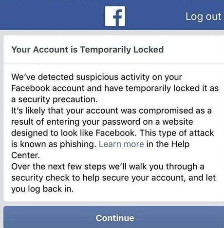 Facebook 1 trieu nguoi theo doi cua MC Phan Anh bat ngo bi khoa - Anh 3