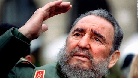 Chu tich QH du le tang lanh tu Fidel Castro - Anh 1