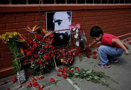 Nguoi dan Cuba de tang lanh tu Fidel Castro - Anh 5