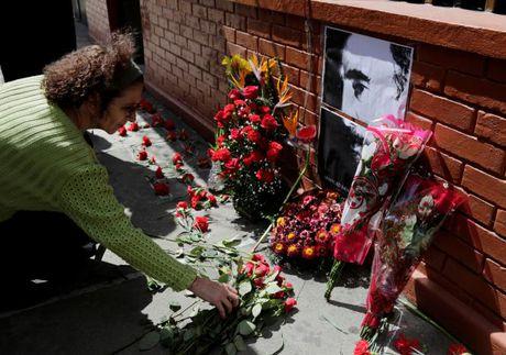 Nguoi dan Cuba de tang lanh tu Fidel Castro - Anh 6