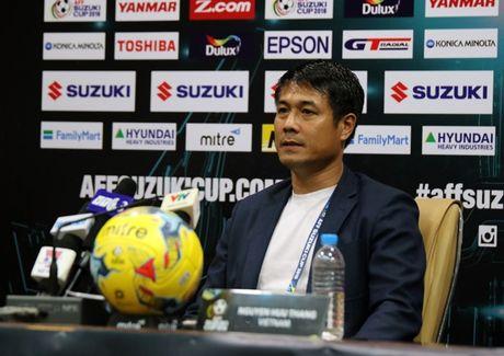 AFF Cup 2016: HLV Huu Thang phu nhan thang Campuchia nho may man - Anh 1