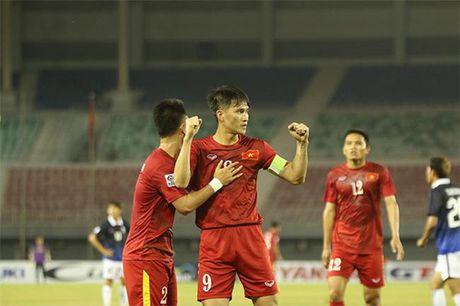 DTVN san bang ky luc cua Thai Lan o AFF Cup - Anh 1