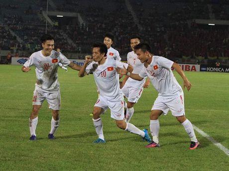 Tuyen Viet Nam & 2 van de dang ngai - Anh 1