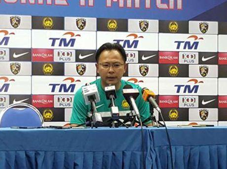 HLV Datuk Ong Kim Swee: 'Toi va tuyen Malaysia deu that bai o AFF Cup' - Anh 1