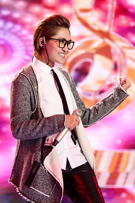 Tap 2 Sing My Song: Chu nhan 'Anh cu di di' xuat hien nhung khong duoc chon - Anh 3