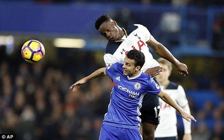 Truc tiep Chelsea 1-0 Tottenham: Eriksen sut bong tuyet dep - Anh 1