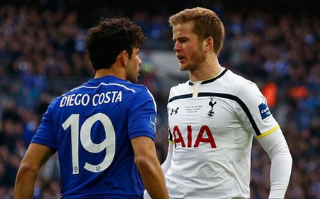 Truc tiep Chelsea 1-0 Tottenham: Eriksen sut bong tuyet dep - Anh 3