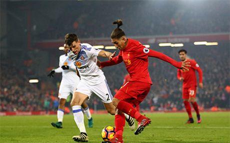 Origi lap sieu pham, Liverpool nhoc nhan danh bai Sunderland - Anh 1
