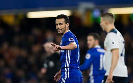 Cham diem Chelsea 2-1 Tottenham: Niem cam hung Pedro - Anh 10
