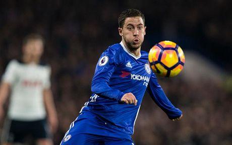 Cham diem Chelsea 2-1 Tottenham: Niem cam hung Pedro - Anh 12