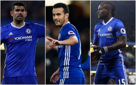 Cham diem Chelsea 2-1 Tottenham: Niem cam hung Pedro - Anh 1