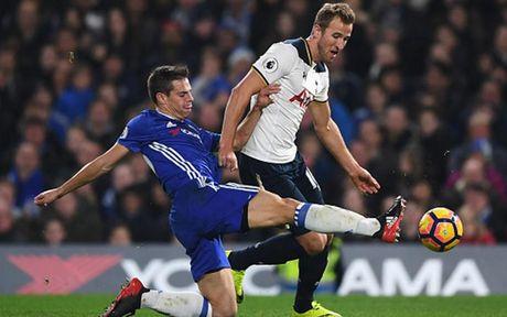 Cham diem Chelsea 2-1 Tottenham: Niem cam hung Pedro - Anh 3