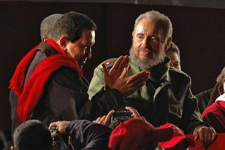 Venezuela tuyen bo quoc tang 3 ngay tuong nho Fidel Castro - Anh 1