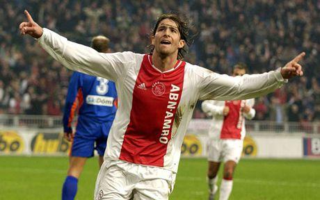 Doi hinh trong mo cua Van der Vaart: Ronaldo linh xuong hang cong - Anh 6