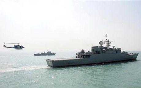 Iran can nhac thanh lap can cu hai quan o Syria va Yemen - Anh 1
