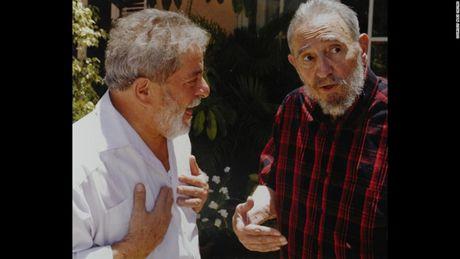 Fidel Castro qua ong kinh cua con trai ong, Alex Castro - Anh 4