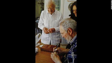 Fidel Castro qua ong kinh cua con trai ong, Alex Castro - Anh 6