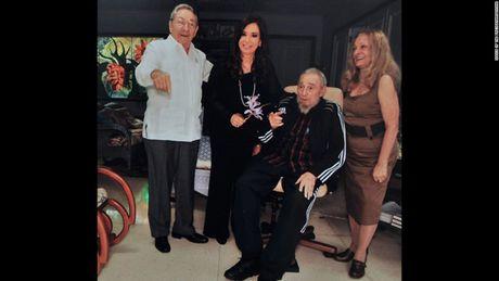 Fidel Castro qua ong kinh cua con trai ong, Alex Castro - Anh 8