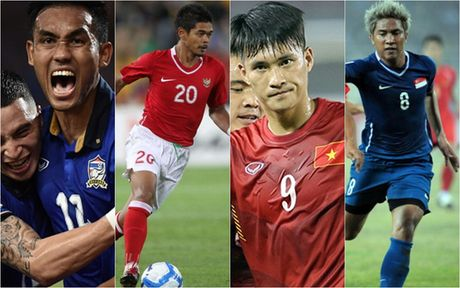 Top 10 chan sut trong lich su AFF Cup: Cong Vinh dung thu 2 - Anh 1