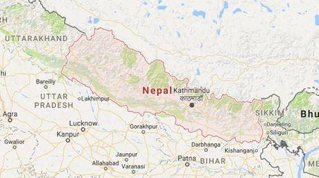 Dong dat 5,5 do Richter o Nepal, chua co bao cao thuong vong - Anh 1