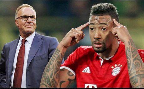 'Bien' o Bayern: Boateng 'cuoi khay' chi trich cua Rummenigge - Anh 1