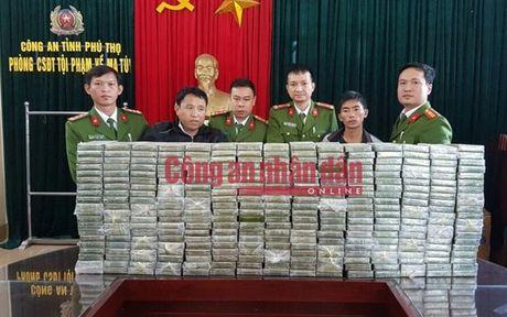 Pho Thu tuong Thuong truc gui thu khen Cong an tinh Phu Tho - Anh 1