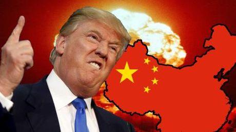 Ong Trump doa ap thue 45% hang Trung Quoc: Ket thuc buon? - Anh 1