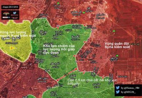 Thanh tri Aleppo vo doi, quan Syria dai thang - Anh 1