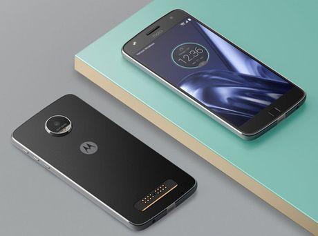 Lenovo trinh lang bo doi smartphone Moto Z, Moto Z Play - Anh 2