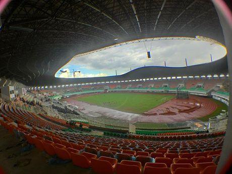 AFF chot san thi dau ban ket giua Indonesia va Viet Nam - Anh 2