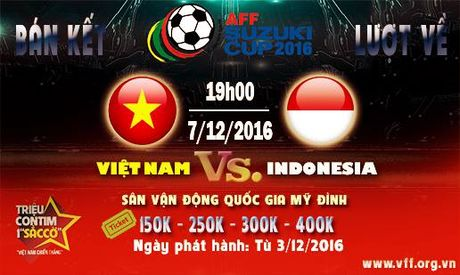 Xem Viet Nam da ban ket voi Indonesia chi voi 150.000 dong - Anh 1