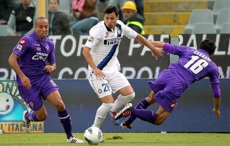 03h00 ngay 29/11, Inter vs Fiorentina: Gat di noi dau - Anh 1