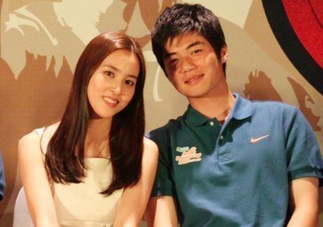 Han Hye Jin - co vo cuc xinh cua sao Swansea - Anh 10