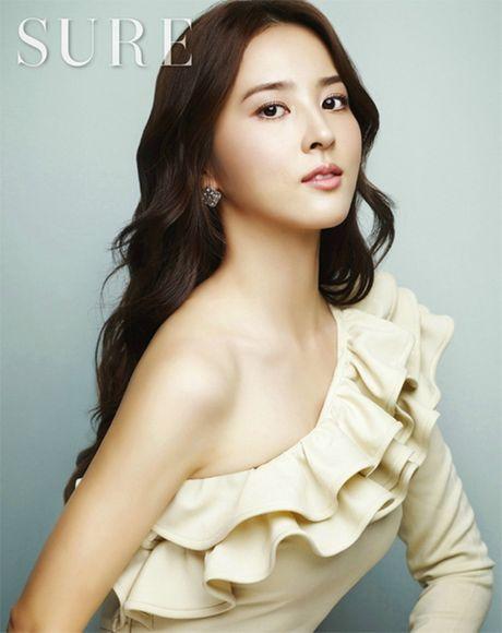 Han Hye Jin - co vo cuc xinh cua sao Swansea - Anh 6