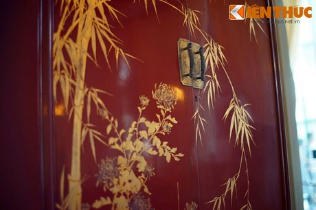 Soi dan bau vat cuc quy gia trong Dinh Doc Lap - Anh 5