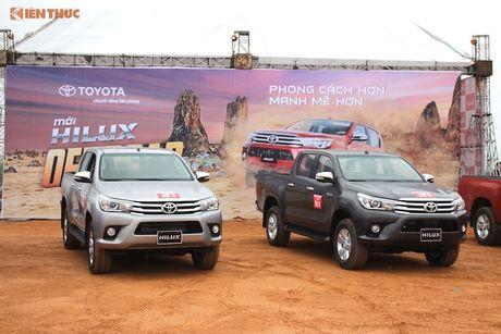 Cam lai ban tai Toyota Hilux 2016 gia tu 697 trieu tai VN - Anh 25